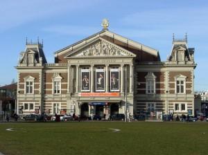 コンセルトヘボー(アムステルダム)